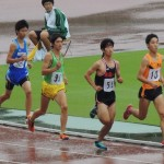 800mタイムレース 石塚優太