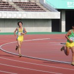 5000mオープン 花島一朗(右)     中本和宏(左)
