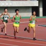 5000mオープン 伊藤達矢(左)            宇田川魁斗(右)