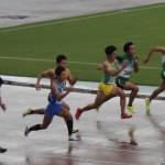 100m 準決勝 野口