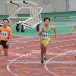 200m準決勝 竹花