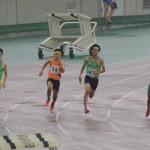 200m決勝 山田(右) 野口(左)