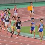 1500m決勝 荻原
