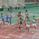 4×100mR準決勝