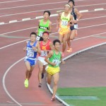 5000m決勝 戸村