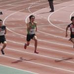 100m 山田翔冴