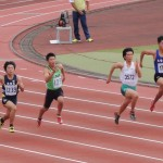 100m 松本