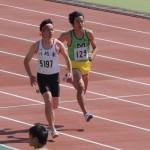 100m 中野