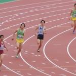 400m決勝 山田翔冴(左) 神谷(右)