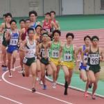 1500m決勝 荻原(右) 戸村(左)