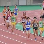 1500m決勝 残り80m