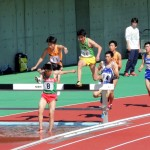 3000mSC決勝 荻野