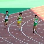 4×400mR決勝 1走吉野