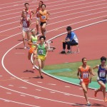 1500m予選 荻原