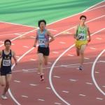 4×400mR予選 1走戸澤