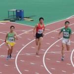 4×400mR準決勝 1走戸澤