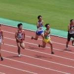 100mオープン 櫻井