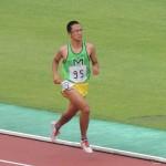 1500m決勝 橋本