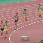 5000mオープン 髙橋(左) 比留間(中) 小池(右)