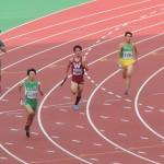4×400mR決勝 1走戸澤