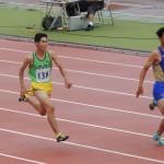 100m 戸澤