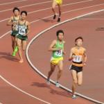 1500m予選 野口