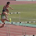 八種競技 110mH 岸