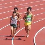 800m予選 高見沢