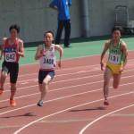 200m予選 伊藤