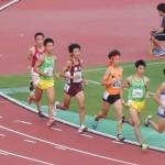 5000mオープン 荻原(右) 戸村(左)