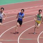 200m準決勝 相沢