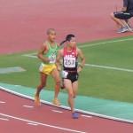 5000mオープン 北川