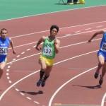 200m準決勝 金子