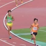 5000mオープン 櫻井