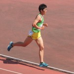 5000mオープン 岡田