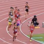 1500m決勝 小林