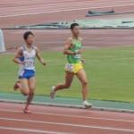 1500m予選 後藤