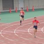 八種競技 400m 岸