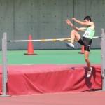八種競技 走高跳 岸