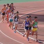 5000m予選 川田
