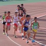 5000m予選 今井