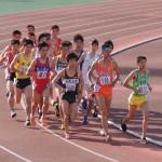 5000m予選 宇田川