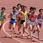 800m準決勝 三上