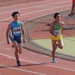 100m 櫻井