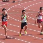 100m 吉崎