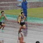 100m 山田