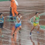 100m 神谷