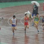 100m 櫻井(左) 吉野(右)