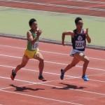 100m 髙橋時人