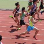 100m 小菅